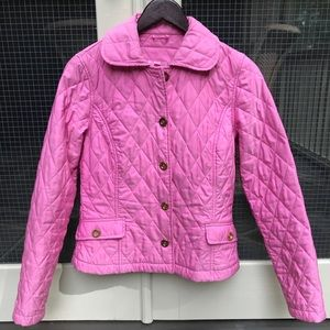 Lilly Pulitzer Quilted Jacket
